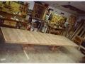 Crotch Mahogany Table Top