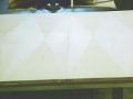Maple Diamond Pattern Cabinet Doors