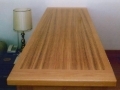Zebrawood Table Top